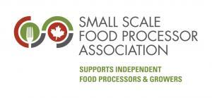 Logo of the Small Scale Food Processor Association
